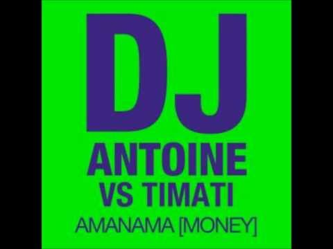 DJ-Antoine Feat Timati- Amanama Money - Ringtone HD
