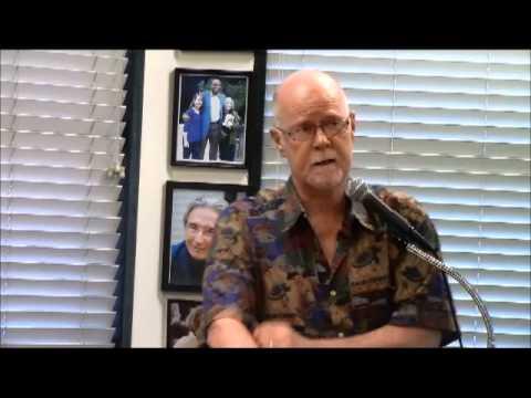 John Lescroart Discusses The Ophelia Cut (Corte Madera, CA)