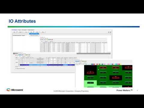 Microsemi Webinar: Enhanced Constraints Flow Overview 2018