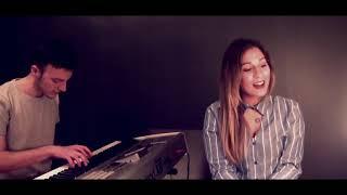 Banu Akdemir & Halil Furkan Bektas - Ben Bazen (Simge Sagin / Piano Cover) 2018 Video