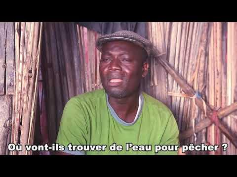 #Déguerpissement des #berges à #Cotonou