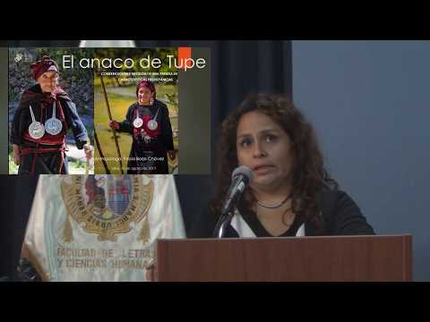 "Forum Jaqaru 2017 - Paola Borja Chávez ""Anaco De Tupe"" (6)"