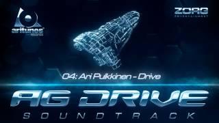 AG Drive-Soundtrack: Komponist Ari Pulkkinen - Laufwerk