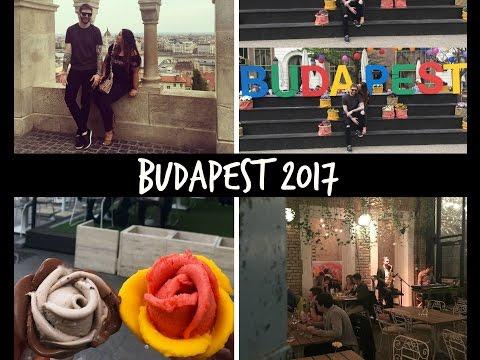 Budapest 2017 vlog / travel guide