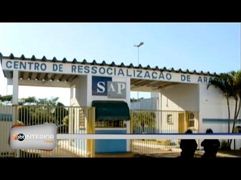 Operação do Gaeco prende diretor do Centro de Ressocialização de Araçatuba