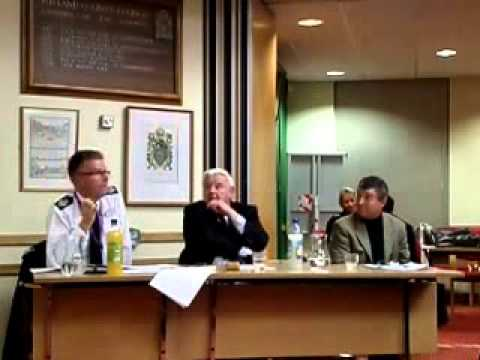 Any Questions Rutland Part 1 Police & Crime Commissioner, Leicestershire Police Chief Constable