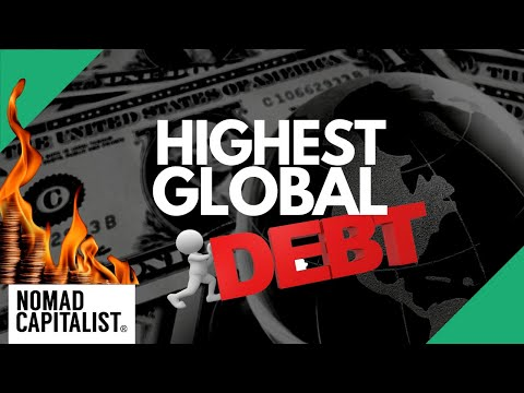 Global Debt Levels Reach All-Time Highs (Here's What to Do)