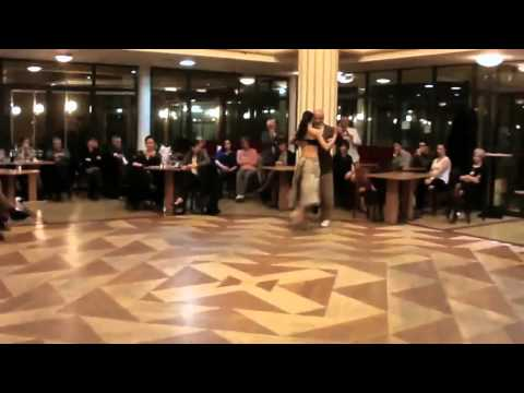 Thierry Le Cocq & Alessia Lyndin - No Mientas - J. D'Arienzo - Tango - 11/03/2015