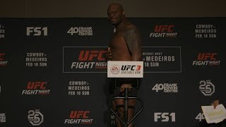 UFC Fight Night Austin: Weigh-in Video And Results