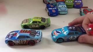 Disney Pixar cars 3 Ralph Carlow diecast review