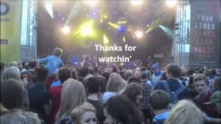 Tramlines Festival 2013 - The Crookes, The Slow Club & The Selecter