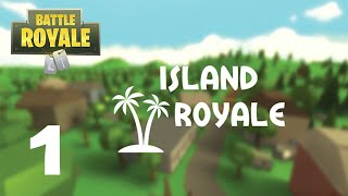 Roblox - Island Royale - Cap. 1 - El Fortnite de Roblox