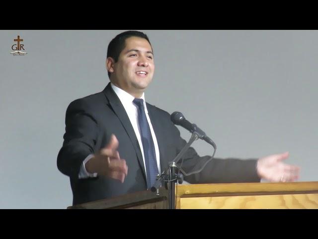 Mensaje A La Iglesia En Esmirna - Ps. Gabriel Barahona
