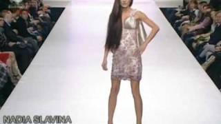 Вечерние и свадебные платья коллекция 2010. Часть 1