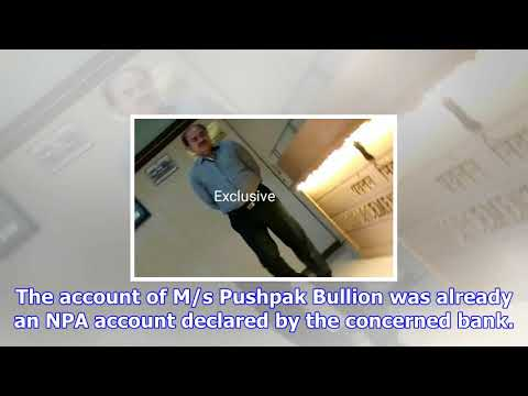 Ed attaches assets of pushpak bullion worth rs 21.46 crore in money laundering case