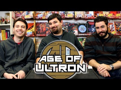 MARVEL AGE OF ULTRON | Back Issues
