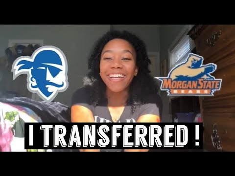 WHY I LEFT SETON HALL FOR MORGAN STATE UNIVERSITY...