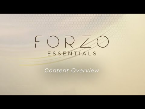 Heavyocity - FORZO Essentials - Content Overview