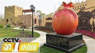 《第一时间》 探营世园会 世园会:漫步中华园艺展区 领略中国魅力 20190427 2/2 | CCTV财经
