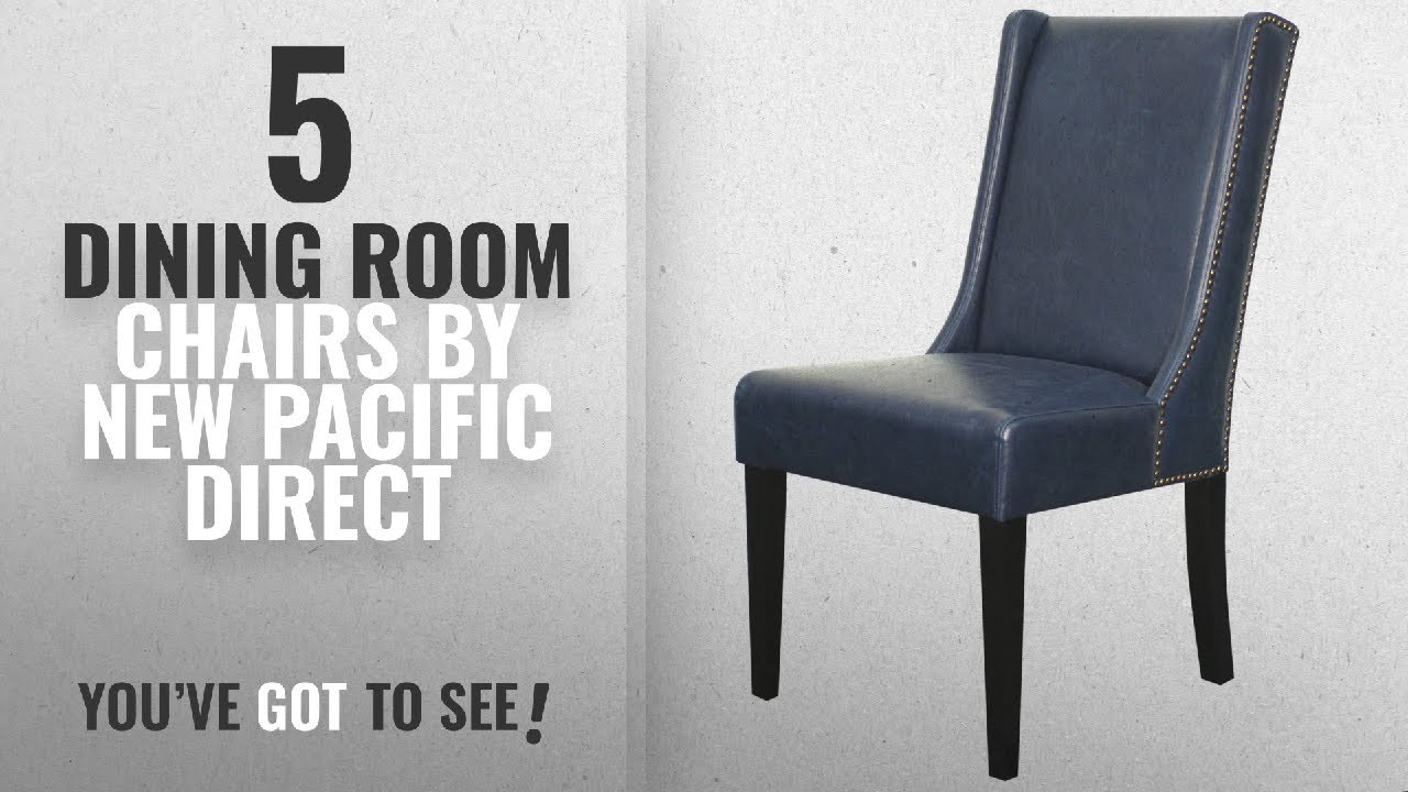 Top 10 New Pacific Direct Dining Room Chairs 2018 Holden Bonded Leather