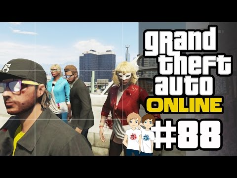 GTA ONLINE #88 - Mansion in Los Santos (mit Pan, Curry & 616) [HD+] | Let's Play GTA Online
