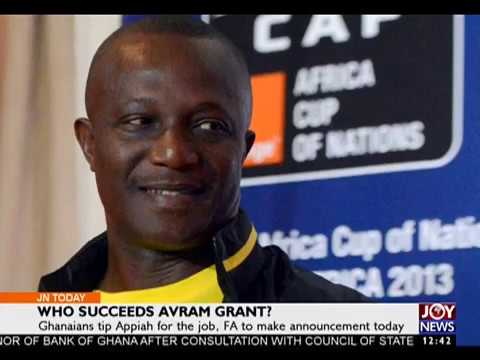 New Black Stars Coach - Sports Today on Joy News (4-4-17)