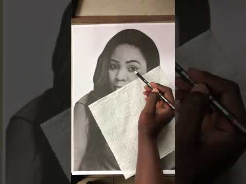 Ghana's Favourite Pencil ✏️ Artist