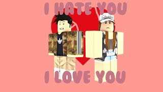 ROBLOX Music Video - I hate you, I love you