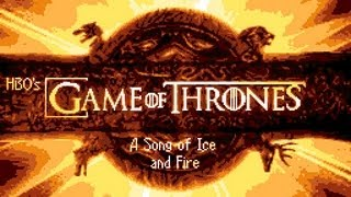 Game of Thrones 16 - Bit RPG (Uncut)