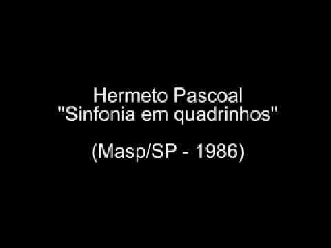 Hermeto Pascoal = Sinfonia em quadrinhos  MASP 1986