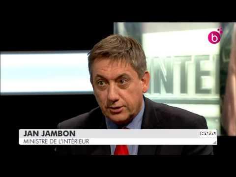 L'Interview avec Jan Jambon (N-VA)
