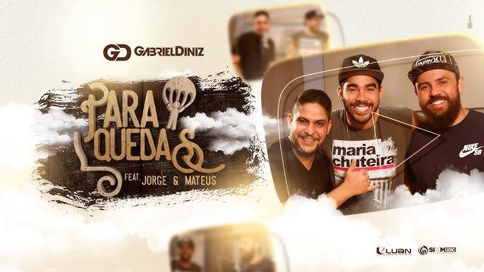 Paraquedas Gabriel Diniz Part Jorge E Mateus Youtube