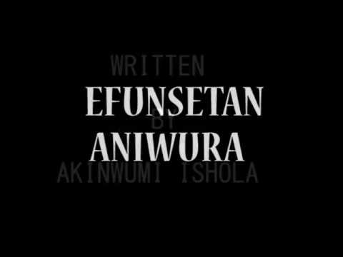 Download Efunsetan Aniwura by Akinwumi Isola
