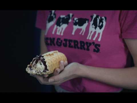 Ben & Jerry's BRRR-ito Is Bringing Ice Cream And Burritos Together At Last | HuffPost Life