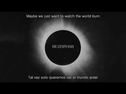 Architects - Deathwish (Lyrics/Sub Español)