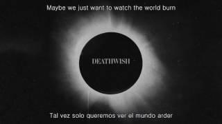 Architects - Deathwish (Lyrics/Sub Español)