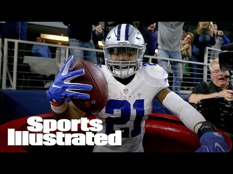 NFL Won't Fine Ezekiel Elliott For Salvation Army Celebration   SI Wire   Sports Illustrated