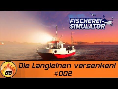 FISCHEREI SIMULATOR #002 | Die Langleinen versenken! | Fishing Barents Sea | Let's Play [HD]