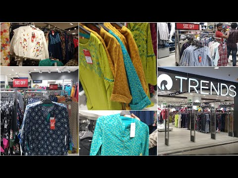Flat 50% Offers In TRENDS|| Reliance Trends Offers|women's Clothing