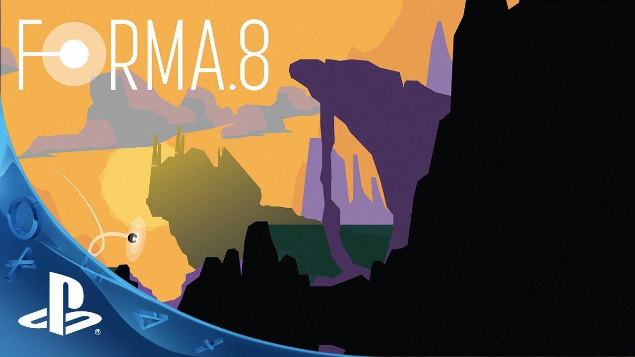forma.8 Announcement Trailer | PS4 & PS Vita - YouTube