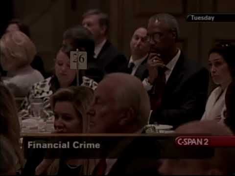 Robert Mueller - The FBI's Role in Investigating Financial Crime