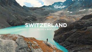 SWITZERLAND x Bigfly - VLOG