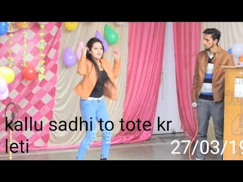 O Kallo M Tera Dulha Ban Jata Full Song And Dance| Par Laga Got Mammi Ka|by_apna Vs Gujjar