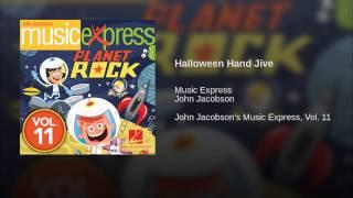 Halloween Hand Jive