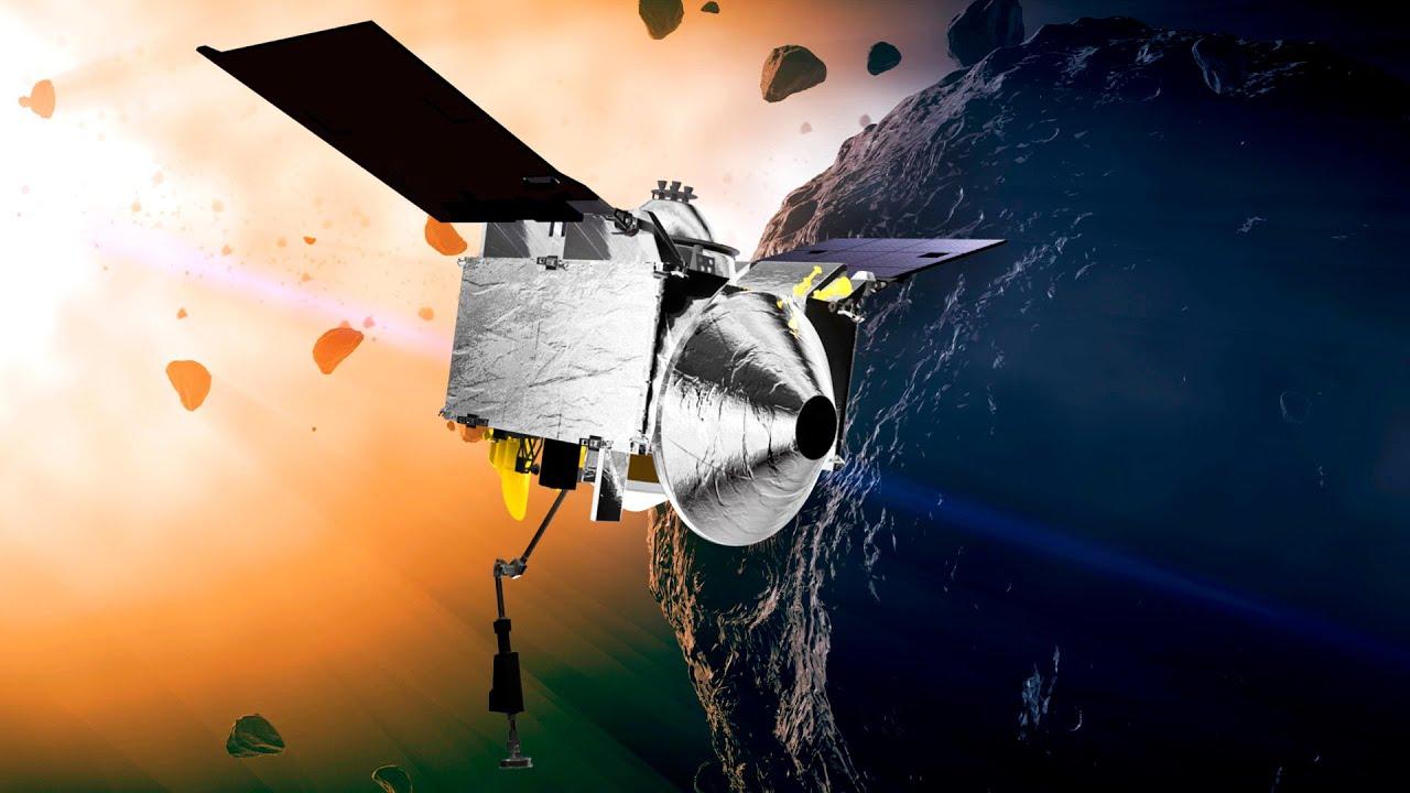مركبة فضاء محملة بغبار كويكب -بينو- تبدأ رحلة عودتها إلى الأرض  - 15:58-2021 / 5 / 11
