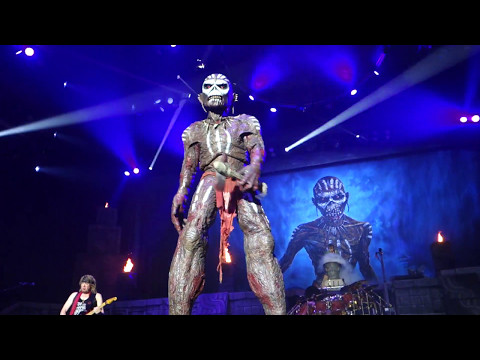 Iron Maiden - The Book of Souls Live @ 3Arena Dublin 6.5.2017