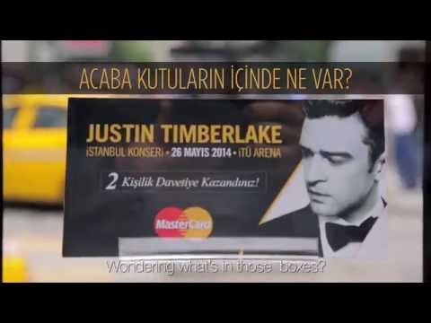 #PricelessDay with MasterCard and Justin Timberlake Concert