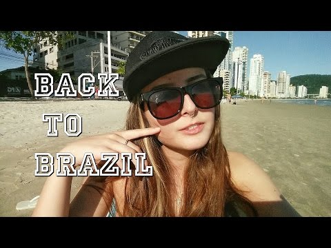 Diário de Intercâmbio Canada #26 BACK TO BRAZIL