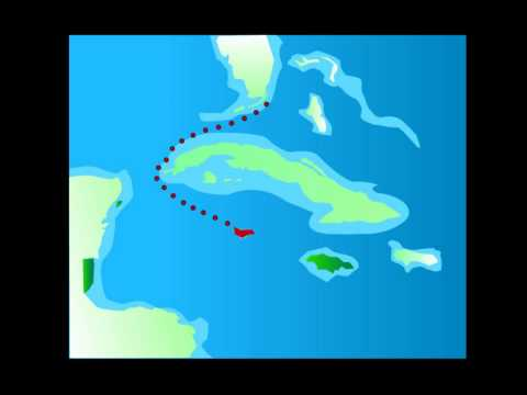 map to cayman