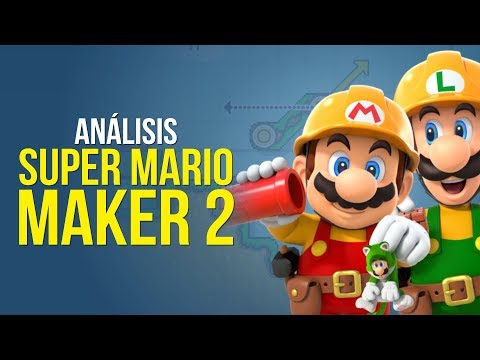 SUPER MARIO MAKER 2, análisis